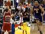 LeBron, Jordan, best playoff buzzer beaters (photos). Photo: Getty Images/nba.com