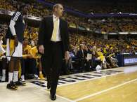 Frank Vogel and the biggest coaching mistakes in sports history (photos). Photo: vogel