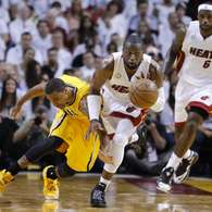 LeBron layup in OT gives Heat win over Pacers (photos). Photo: JOE SKIPPER / REUTERS