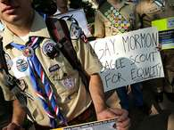 Los boy scouts y su lucha contra la discriminación sexual . Foto: Getty Images