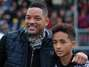 Will Smith Stars in Champions League All-Star game (photos).