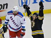 Bruins put away Rangers to make NHL conference finals (photos). Photo: BRIAN SNYDER / REUTERS