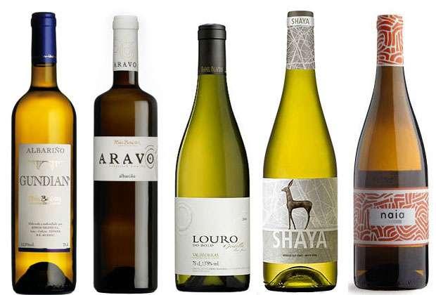 vinos blancos de castilla: