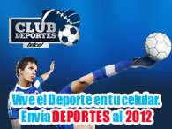 DEPORTES al 2012