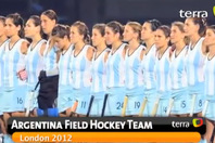 Deportadas: Argentinian hockey team are considered...