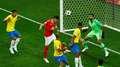 Fifa se diz satisfeita com arbitragem de Brasil x Suíça