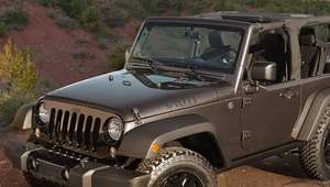 Jeep Wrangler Willys 2014 se mantiene joven