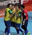 Falcão desequilibra, e Brasil elimina Argentina de virada
