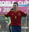 Espanha bate Rússia e enfrenta a Itália na luta por 5ª final seguida