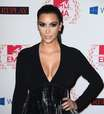 Kim Kardashian está com medo de engordar durante gravidez
