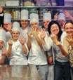 Equipe de Atala comemora 6º lugar com foto irreverente em rede social