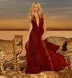 Shakira é cercada por leopardos em anúncio de novo perfume