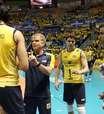 Bernardinho destaca coletividade da Seleção em virada no tie-break