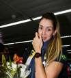 Thaísa lembra choro antes de se tornar melhor jogadora do Grand Prix