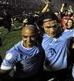Uruguai bate Colômbia em casa e mantém reação nas Eliminatórias