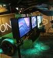 Fãs do Xbox enfrentam frio e aguardam lançamento de console