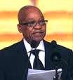 Não há ninguém como Mandela, diz presidente sul-africano