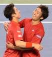 Japão vence nas duplas e lidera duelo com Canadá na Davis