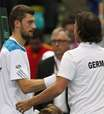 Alemanha fecha confronto com Espanha pela Davis com placar de 4 a 1