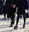 Famosos prestigiam estreia de estilista da Louis Vuitton