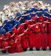 Veja fotos da abertura dos Jogos Paralímpicos de Sochi