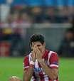 Del Bosque dá três dias para Diego Costa melhorar de lesão