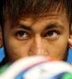 Neymar cita inspiração em Messi e confia em Felipão vencedor