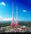 China: maior prédio do mundo busca aliar altura à ecologia