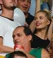 Namoradas de jogadores da Alemanha encantam no Mineirão
