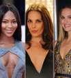 Abaixo o silicone: veja 40 famosas que têm seios naturais