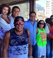 """Ronaldo posta foto com Aécio no Instagram: """"em família"""""""