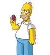 Guru das dietas diz que Homer é culpado por sociedade obesa
