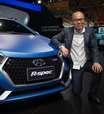 Inspirado em histórias, designer da Hyundai fala do HB20