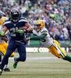 NFL multa RB dos Seahawks por repetir gestos obcenos