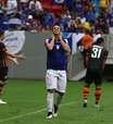Veja fotos do amistoso Cruzeiro x Shakhtar em Brasília