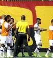 Ceará busca empate duas vezes contra Vitória e vai à final