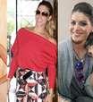 Beldades e celebridades mostram sorriso espontâneo no SPFW