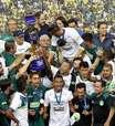 Gama vence com gol nos acréscimos e é campeão Brasiliense