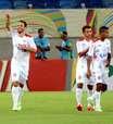 Atlético-GO assusta, mas América-RN vence duelo de ida