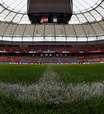 Plano do Atlético-PR, grama sintética é criticada no Canadá