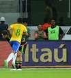 Veja fotos do amistoso Brasil x México no Allianz Parque