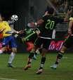 """Dunga critica gramado do Allianz Parque: """"atrasou o jogo"""""""