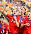 Inglaterra derrota Alemanha e é 3ª da Copa feminina