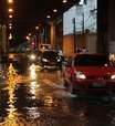 Chuva deixa o Rio de Janeiro em estágio de atenção