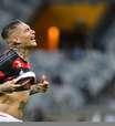 Flamengo derrota Atlético-MG em noite de Guerreiro