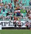 Santa Cruz bate Bahia e vai à decisão da Copa do Nordeste