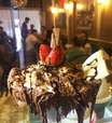 Inspirada em Paris, cafeteria faz público comer com os olhos