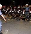 PM reprime manifestação contra Temer em São Paulo