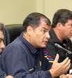 Equador e Bolívia vão chamar embaixadores de volta