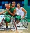 Brasil vence o Irã no basquete em cadeira de rodas